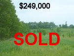 vacant land in Owen Sound area